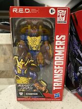 CHEETOR Transformers RED BRAND NEW IN HAND! Beast Wars