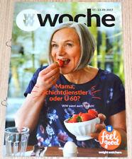 Weight Watchers Feel Good Woche 17.9 - 23.9 SmartPoints 2017 Wochenbroschüre NEU
