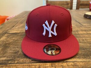 New York Yankees 2011 All Star Game New Era Fitted Pink Bottom 7 1/4 Hat Club