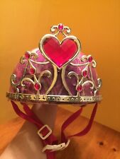 Disney Princess Safety Helmet With Heart Shaped Crown 51-54CM