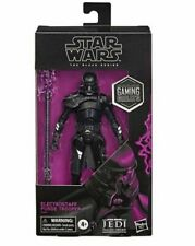 STAR WARS Jedi Fallen Order Electrostaff Purge Trooper Black Series PREORDER