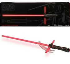 Star Wars The Black Series Kylo Ren Force FX Deluxe Lightsaber The Force Awakens