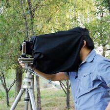 Large Black Dark Focusing Cloth for 4x5 Film Cameras 2020 New