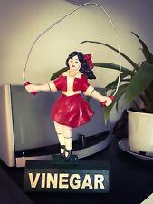 Skipping Girl Vinegar Cast Iron