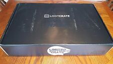 Brand new Limited Edition Star Wars Loot Crate unopened Gift Box XL BB8 T-Shirt