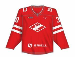 HC SPARTAK Moscow 2021-2022 Ice Hockey Jersey
