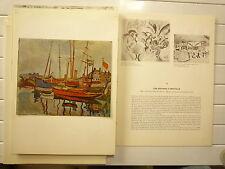 RAOUL DUFY CES NOUVELLES EDITIONS FRANCAISES ILLUSTRATIONS NOIR ET COULEURS 1970