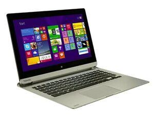 Toshiba  Satellite Click 2 Pro P30W-BST2N01 256GB SSD + 500GB HDD