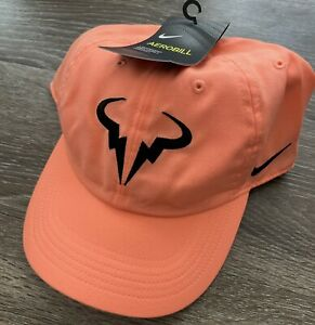 Nike Rafa Heritage 86 Dri Fit Hat Cap 850666-892 Adjustable