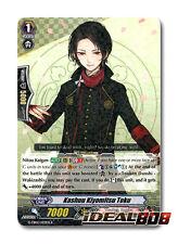 Cardfight Vanguard  x 4 Kashuu Kiyomitsu Toku - G-TB02/023EN - R Mint