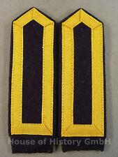 56779: Kriegsmarine, Paar Schulterstücke eines Bootsmanns - Stabsoberbootsmann