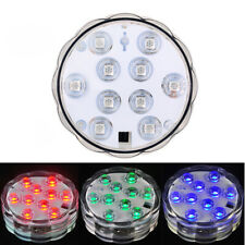 Control RGB Color Changing Underwater Pond Mood LED Lights  Lay Z Spa Pool  E7CX
