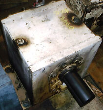 Falk, Gearbox, Model 1070F2MO, Input Rpm 1750, Out Rpm 100, Ratio 17.33, Inline