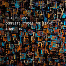 Philip Glass : Philip Glass: Complete Etudes for Piano CD (2018) ***NEW***