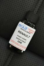 RENAULT BLACK CODE: GNE Renaultsport Clio PAINT TOUCH UP KIT 30ML 172