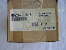 NIB  Reliance Electric Blower Motor Starter Kit     802267-251S