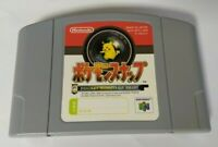 N64 Nintendo 64 Game - Pokemon Snap (Japan) Pocket Monsters Snap }