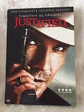 Justified: Season 2 (DVD)
