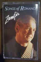 Zamfir - Songs Of Romance Tape 2 rare Cassette Tape HTF 1996 Heartland Music NIP