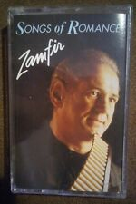 Zamfir - Songs Of Romance Tape 2 rare Cassette Tape HTF 1996 Heartland Music NIP