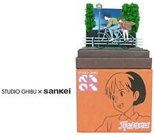 Sankei MP07-54 Studio Ghibli Let's Go to See the Sunrise Paper Craft