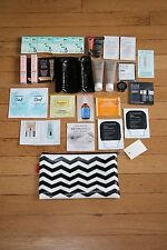 LOT OF 113 SEPHORA SAMPLES! BENEFIT FRESH AVEDA CLINIQUE BUXOM CAUDALIE ORIGINS