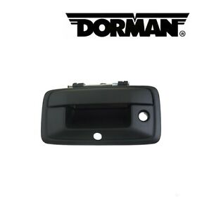 1PCS DORMAN Exterior Tailgate Handle Fit Chevrolet Cheyenne/ GMC Sierra...