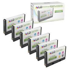LD © For Epson T5846 6pk Black Dash PM260 200 240 225 280 300 290