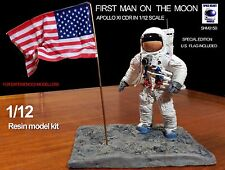 FIRST MAN ON THE MOON, APOLLO XI CDR IN 1/12 SCALE  SPECIAL EDITION