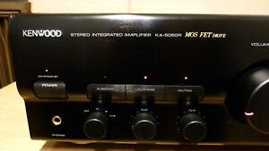KENWOOD KA-5050R Amplifier MOS FET  High End getestet vollfunktionsfähig