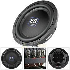 "American Bass 12"" Slim Subwoofer 1500 Watts Max Dual 4 Ohm Car Audio ES-1244"