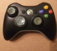 Wireless Xbox 360 Controller Black