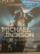 Michael Jackson The Experience (Sony PlayStation 3 PS3) USED