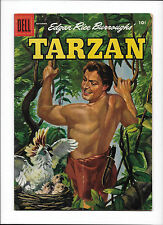 "TARZAN #74  [1955 GD-VG]  ""THE WHITE BULL"""