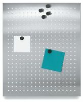 Blomus MURO Magnet Board, Perforated 50 x 60 cm / 20 X 24 in / Office & Home Use