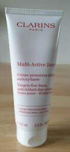 Clarins Multi-Active Jour Antioxidant Day Cream All Skin Types 100ml-new,sealed
