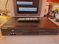 VIDEOREGISTRATORE VHS-DVD SAMSUNG DVD-V6800 COMBO HI-FI NUOVO EX DEMO NEGOZIO