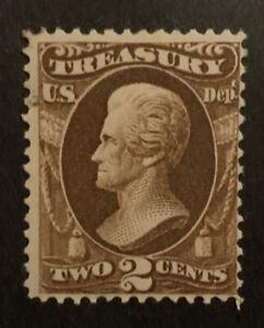 TDStamps: US Official Stamps Scott#O73 Mint H OG