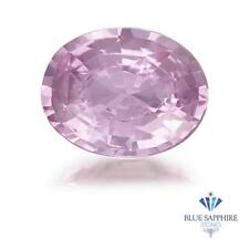 1.20 ct. Unheated Oval Natural Pink Sapphire ~ 8 x 6 mm