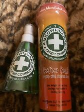 New Meowijuana Kalico Kush ORGANIC Valerian Root and Catnip & Spray $45