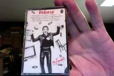 Felony- The Fanatic- 1983- new/sealed cassette tape- rare?