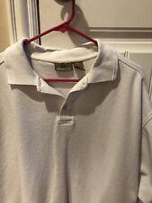EUC Off White SS Ribbed Knit Golf Polo/XXL/apparel Zone