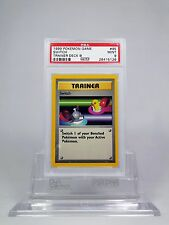 PSA 9 MINT Trainer Deck B Switch #95/102