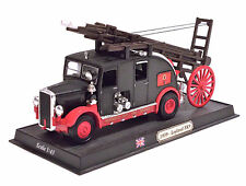 LEYLAND FK9 - POMPIERI FIREFIGHTERS UK - 1939 - SCALA 1:43
