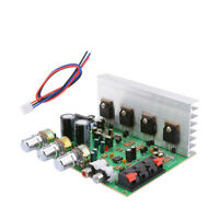 Power Amplifier Audio Board 80Wx2 Mini Amp Hifi Amplificador Stereo Sound Amp