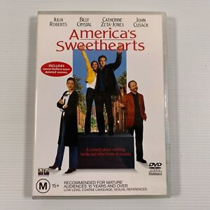 America's Sweethearts (DVD 2002) Julia Roberts Billy Crystal Region 4