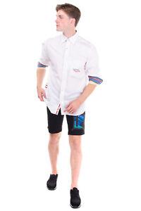 RRP €285 PAUL & SHARK YACHTING Shirt Size 42 / L Long Sleeve Button Down Collar
