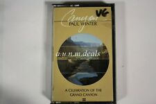 Paul Winter - Canyon, Audio Cassette
