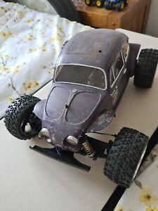 Tamiya original Monster Beetle rat rod style