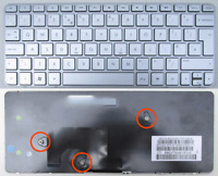 Keyboard for HP Mini 110-3000 210-2000 HSTNN-F05C Laptop 606618-001 608769-001